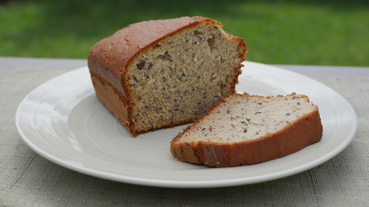 Banana, Bread