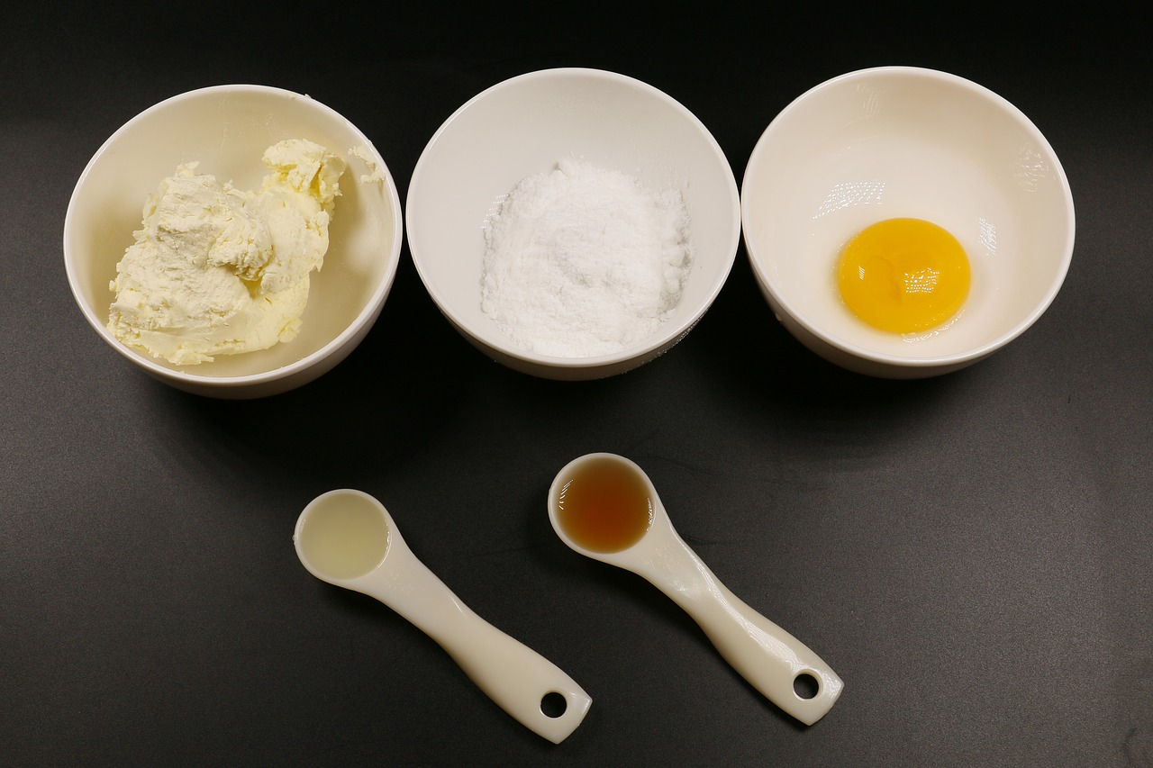 Ingredients, Baking