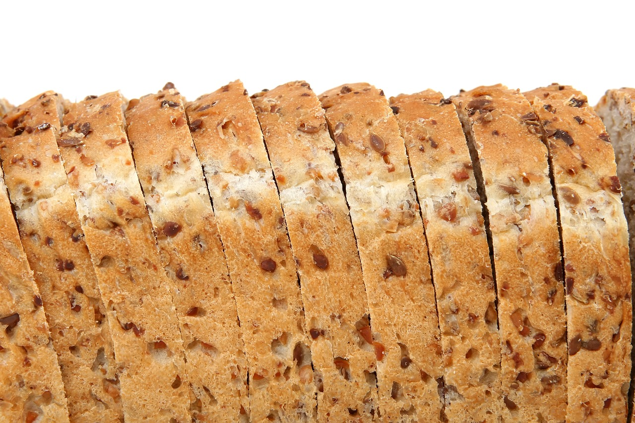 Wholegrain, Bread