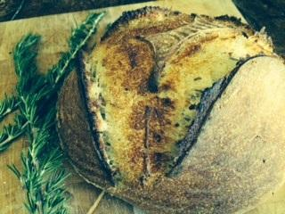 rosemary and oil bread