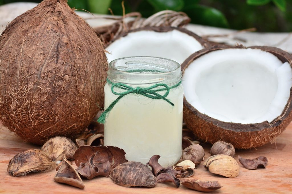 Coconut, Oil